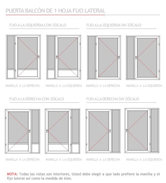 Aplicaci n fers n ventanas for Medidas estandar de ventanas argentina