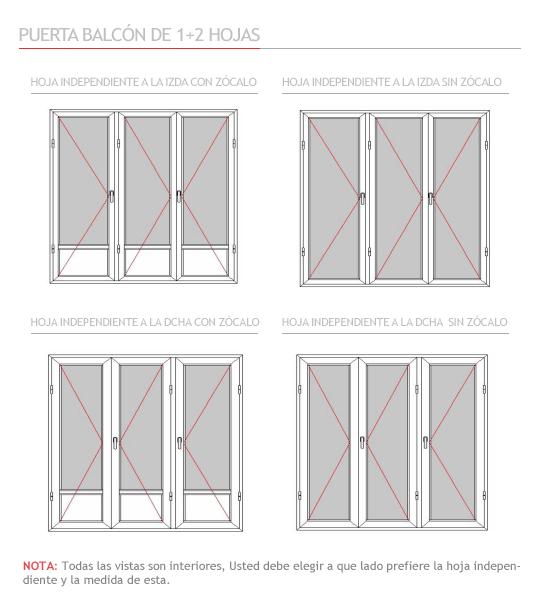 Venta Online de ventanas y puertas a medida de Aluminio y PVC ...